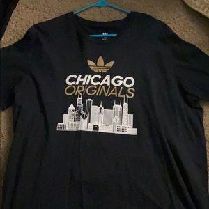 Adidas Chicago originals T-shirt